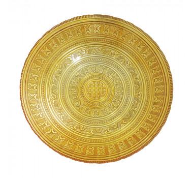 centro-de-mesa-dourado-em-murano-estilo-art-nouveau