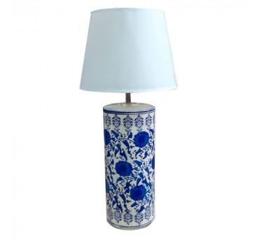 abajur-em-ceramica-com-pinturas-em-azul-78x40cm