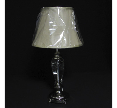Abajur Tiffany Clássico Floral 46 cm X 30 cm