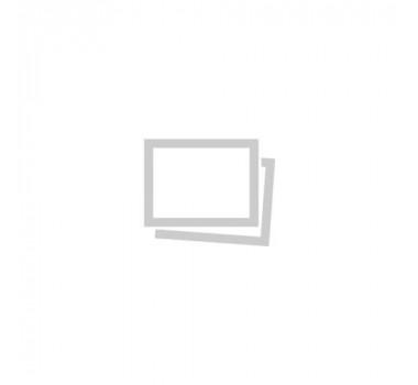 Cadeira com braços em Madeira Folheada a Ouro Tecido Capitonê