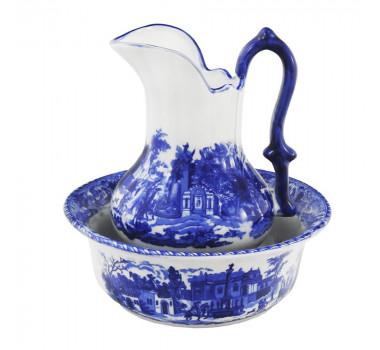 jarro-c-bacia-em-porcelana-azul