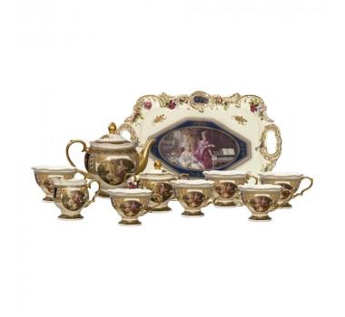 Jogo de Chá Elizabeth