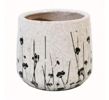 cachepot-decorativo-em-ceramica-com-flores-pretas-24x16cm