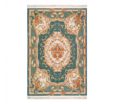 tapete-iraniano-shapur-na-cor-verde-150x100cm