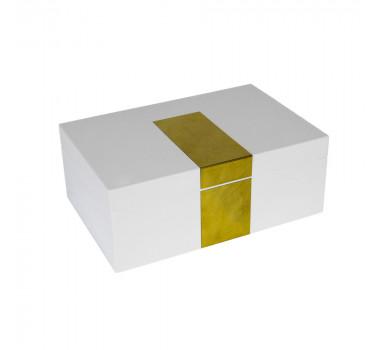 porta-joia-produzida-em-madeira-branca-e-placa-dourada-com-espelho-11x30x20cm