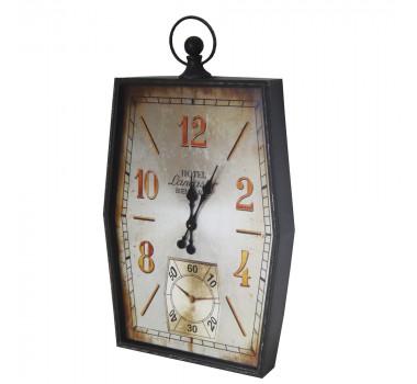 Relógio de Parede Retrô Hotel Lancaster