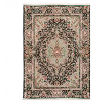 tapete-iraniano-aubusson-preto-com-detalhes-verde-200x150cm