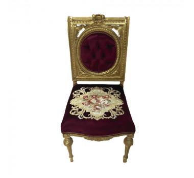 cadeira-classica-dourada-com-encosto-capitone-vinho-101x54x53cm