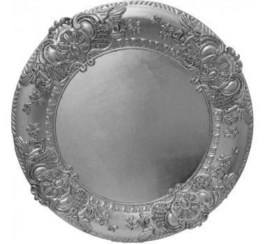sousplat-em-resina-prateada-com-detalhes-em-relevo-nas-bordas-2x38cm