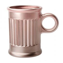 Jogo de 6 Xícaras para Café Coffee Time em Cristal cor Cobre - 85ml