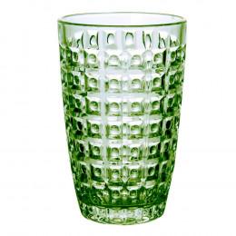 Jogo de 6 Copos Chevalier em Cristal Verde - 355ml 13cm