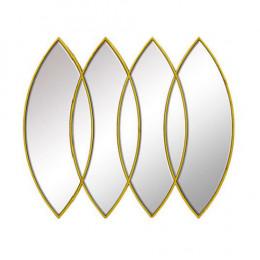Espelho com Moldura em Resina - 84x101cm