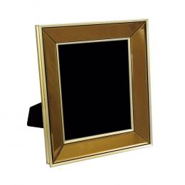 Porta Retrato Dourado Espelhado - 30x35cm
