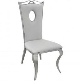 Cadeira de Jantar em Metal Sophia