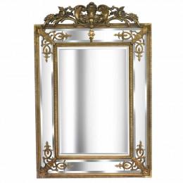 Espelho com Moldura Decorativa Dagmar - 185x92x6cm