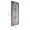 passadeira-persa-isfahan-com-detalhes-em-creme-e-marrom-3,00x1,00m