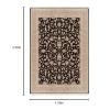 tapete-iraniano-beluchi-preto-com-floral-bege-200x150cm