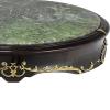 mesa-para-hall-com-apliques-em-bronze-e-tampo-em-marmore-81x100x100cm