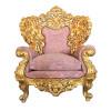 Jogo de Sofá Clássico Estilo Francês Luis XV Imperial