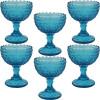 jogo-de-taças-para-sobremesa-em-cristal-azul-6-peças-11x9cm