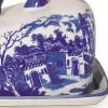 manteigueira-produzida-em-porcelana-azul-com-desenhos-decorativos-15x23cm