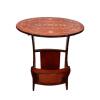 mesa-auxiliar-redonda-com-portas-revista-marchetada-79x53x33cm