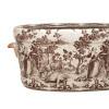 cachepot-em-porcelana-bege-pintura-decorativa-marrom-18x27cm