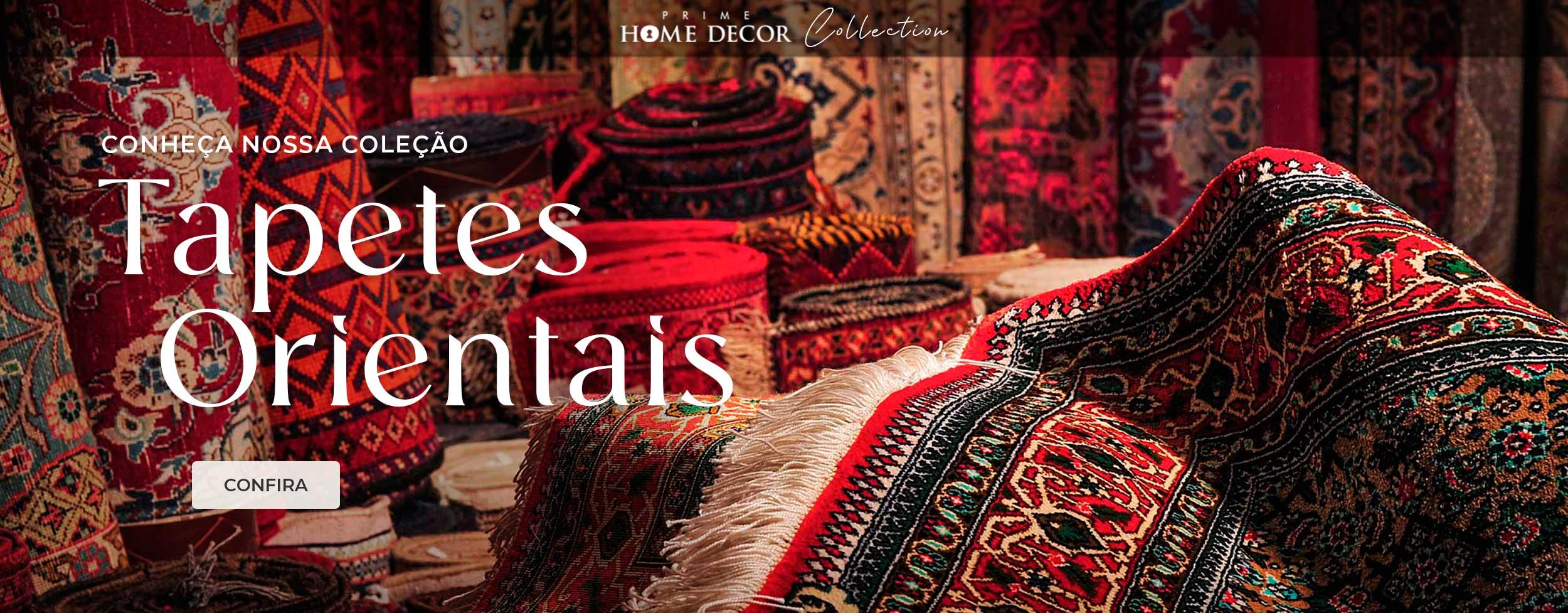 Prime Home Decor Collection - Tapetes Orientais