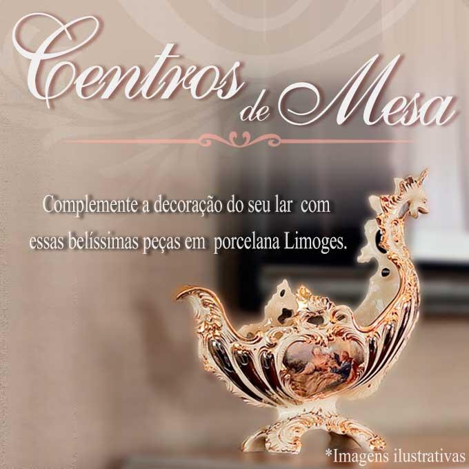 Centros de Mesa Porcelana Limoges