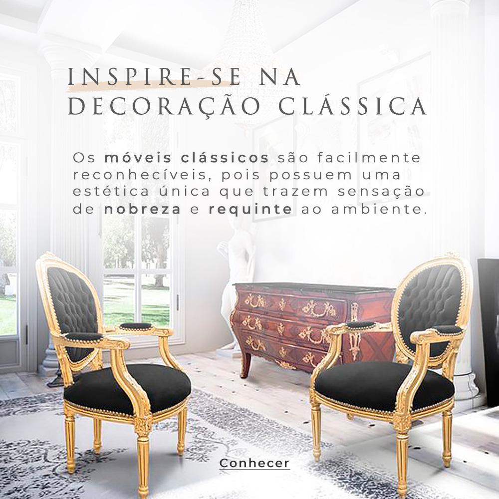 Inspire-se na Decoração Clássica - Prime Home Decor